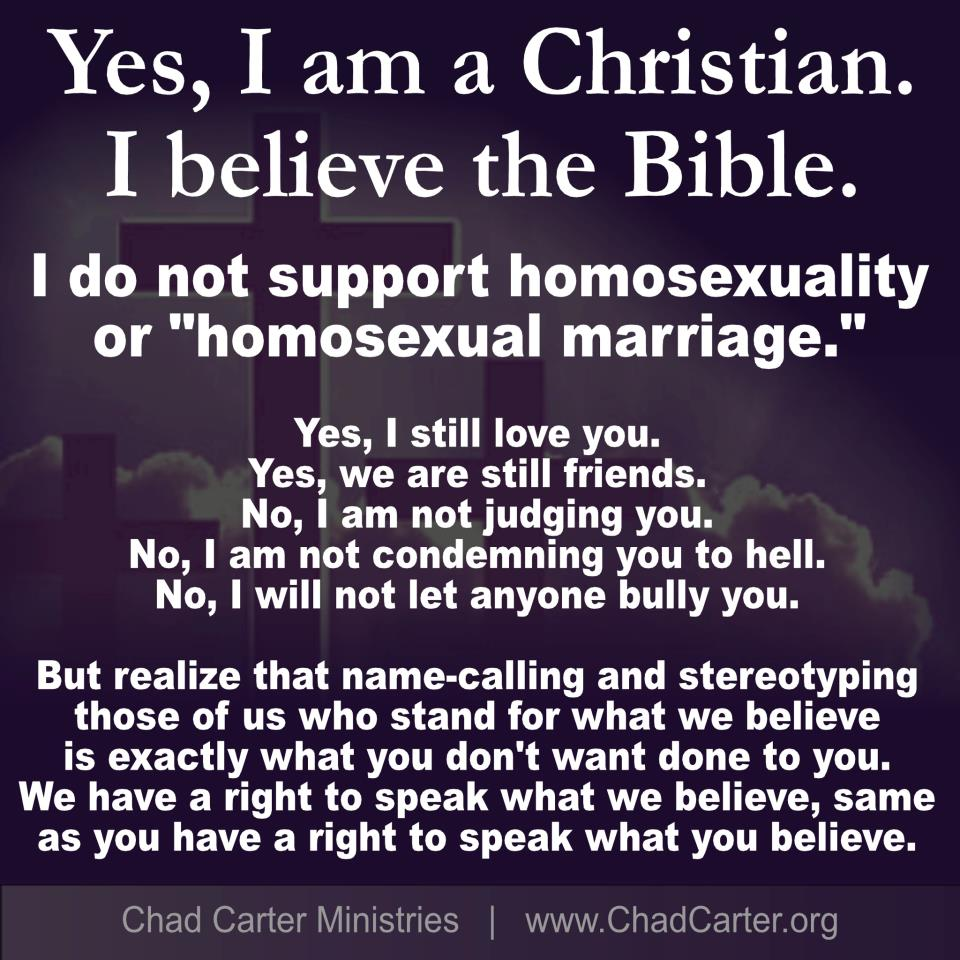 Yes I AM a Christian Quotes